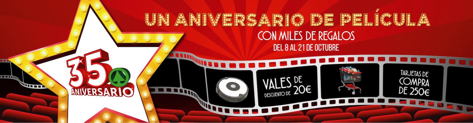 SPAR Gran Canaria - Aniversario